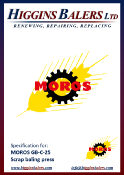 Moros HA Series Summary Specification